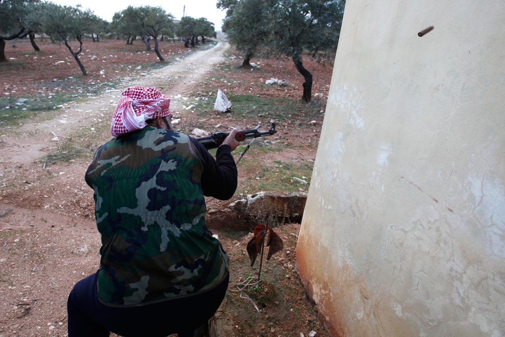 Война вСирии