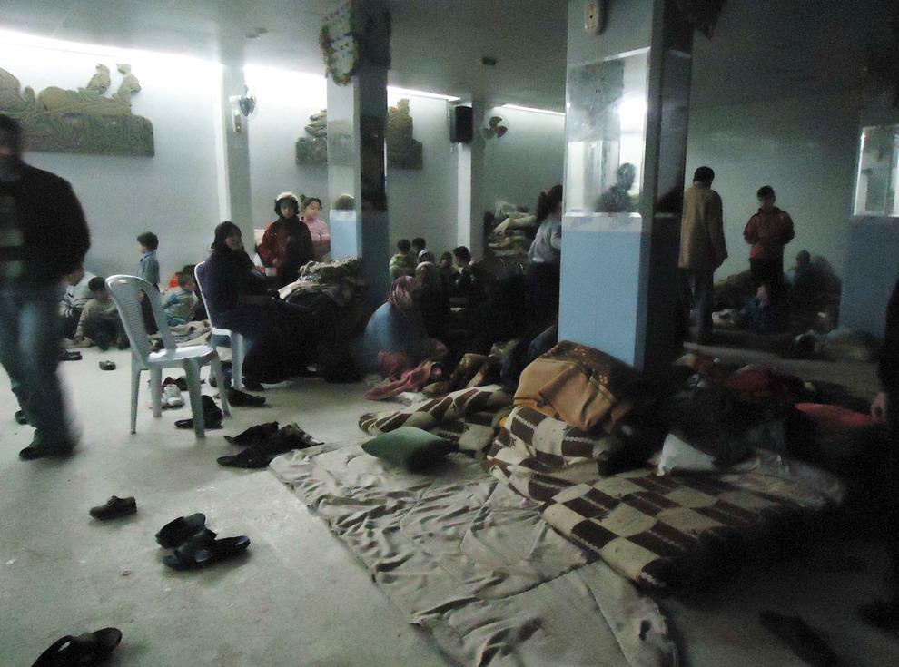 bp123 Война в Сирии
