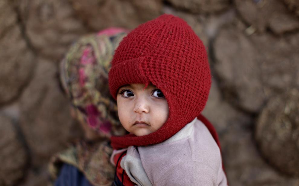 bp127 Жители трущоб в разных странах мира