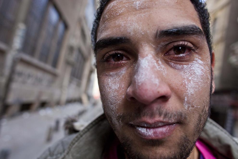 bp132 Египет: акции протеста после инцидента на футболе в Порт Саиде