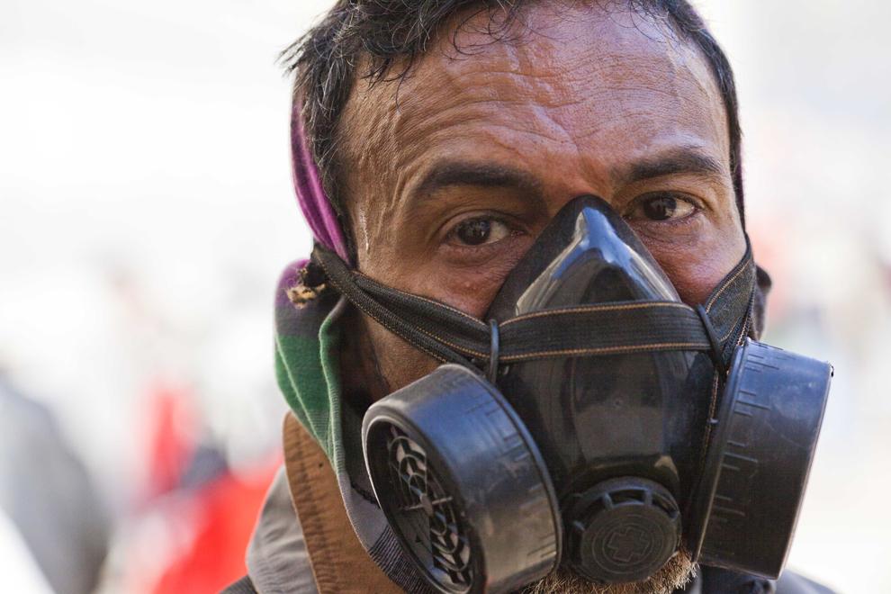 bp142 Египет: акции протеста после инцидента на футболе в Порт Саиде