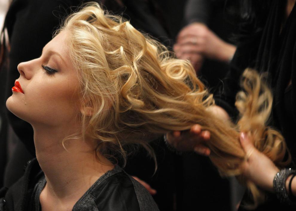 bp146 Нью йоркская неделя моды: сезон осень 2012