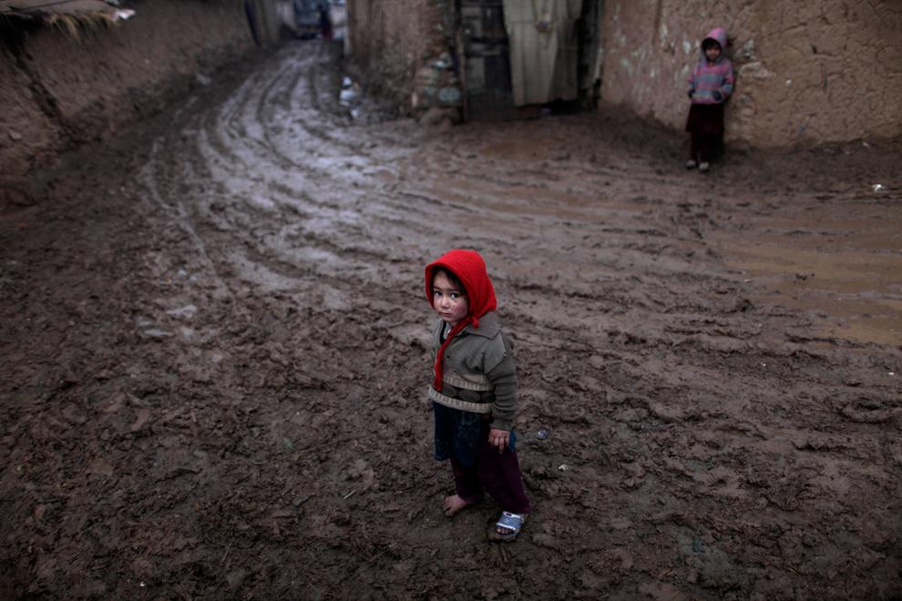 bp147 Жители трущоб в разных странах мира