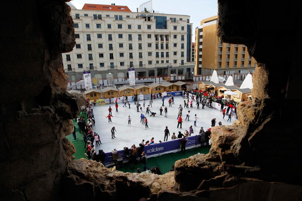 bp164 Весь мир катается на коньках