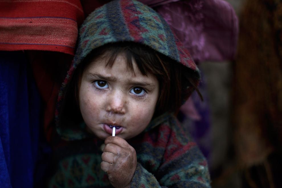 bp176 Жители трущоб в разных странах мира