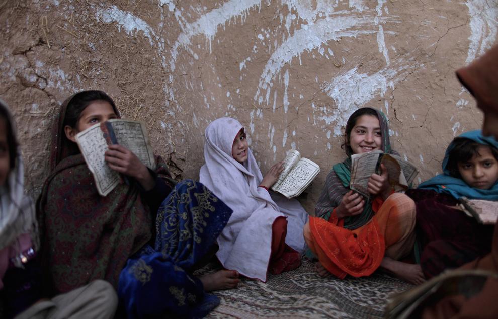 bp205 Жители трущоб в разных странах мира