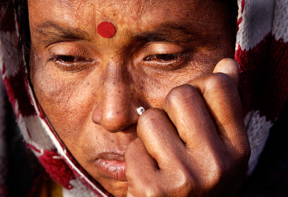bp2110 Жители трущоб в разных странах мира