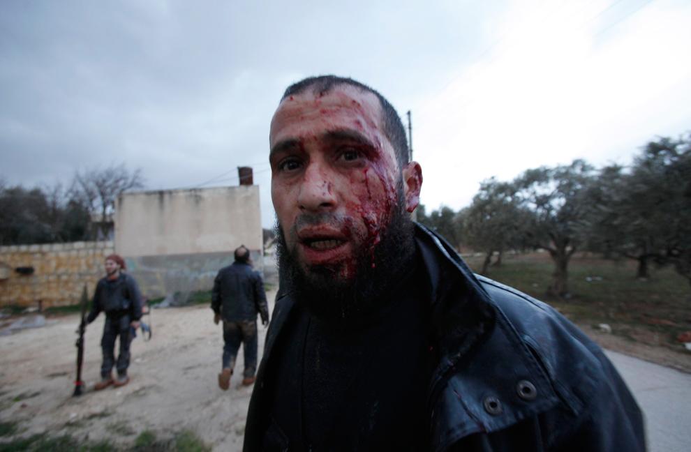 bp213 Война в Сирии
