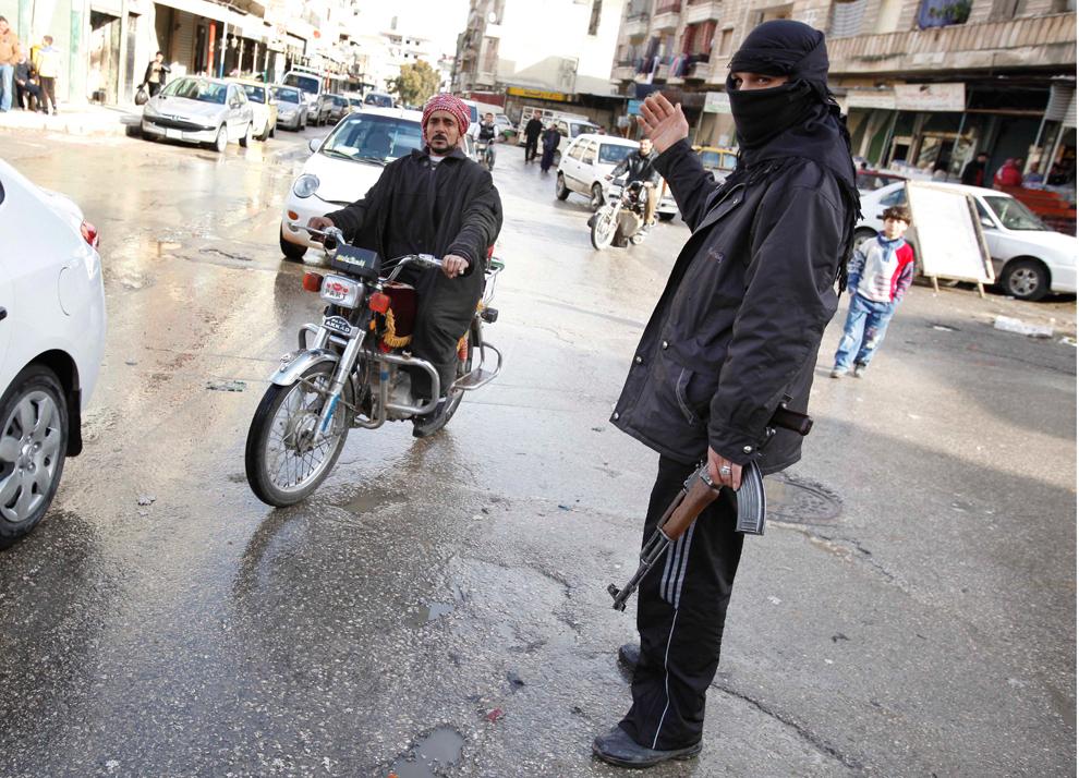 bp214 Война в Сирии