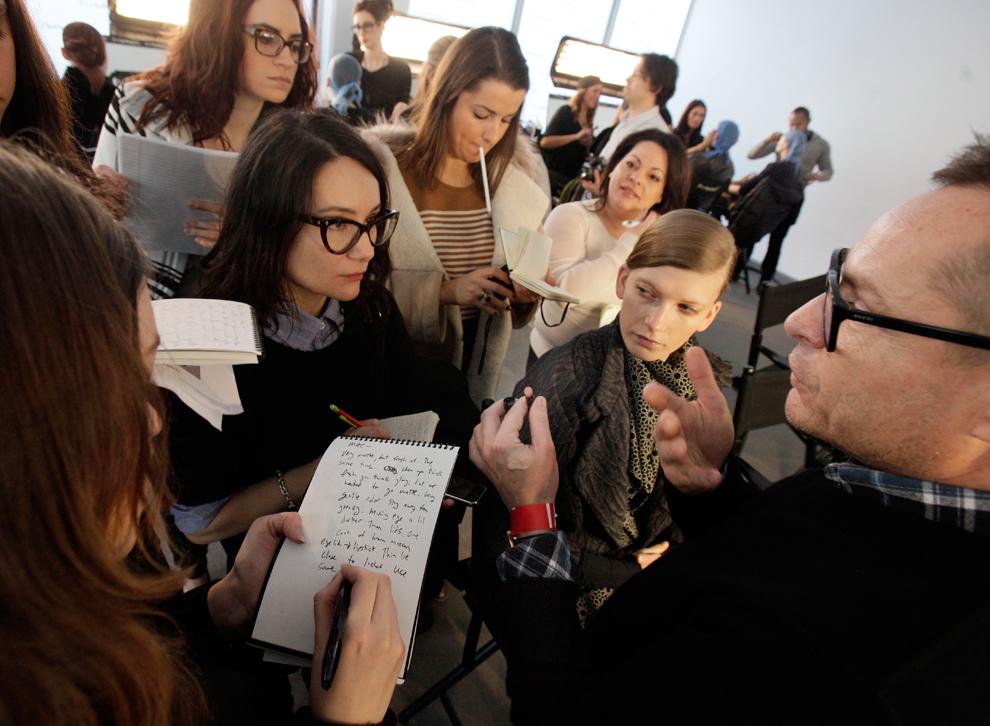 bp219 Нью йоркская неделя моды: сезон осень 2012