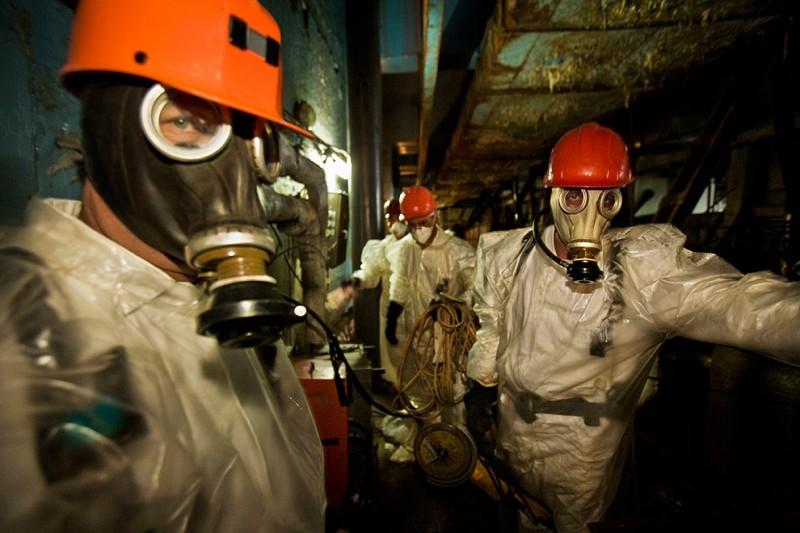 Длинная тень Чернобыля
