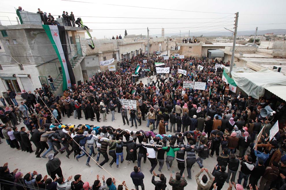 bp243 Война в Сирии