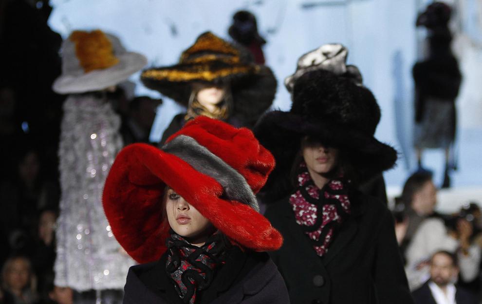 bp283 Нью йоркская неделя моды: сезон осень 2012