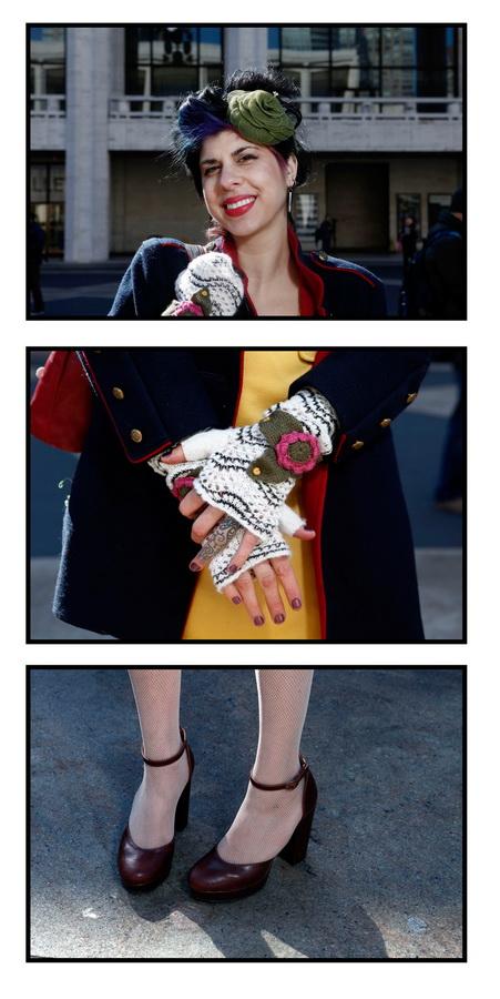 bp392 Нью йоркская неделя моды: сезон осень 2012
