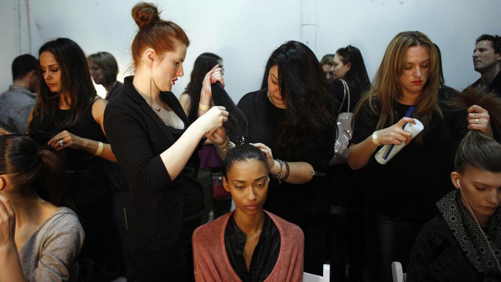 bp410 Нью йоркская неделя моды: сезон осень 2012