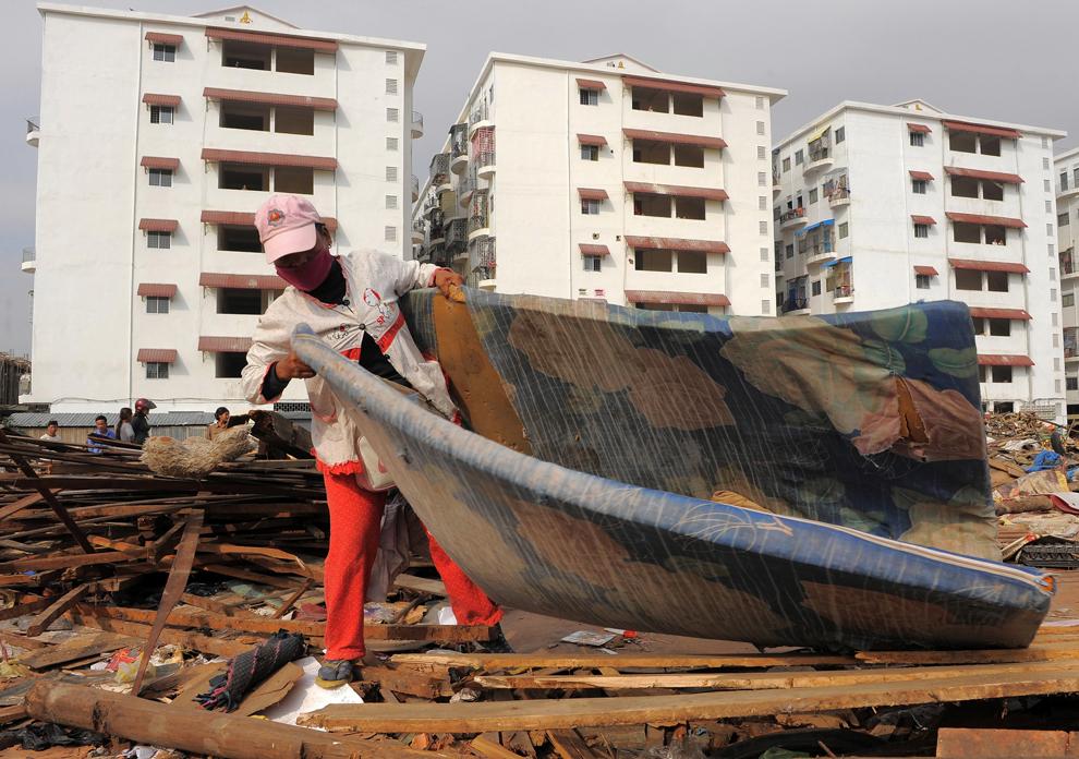 bp413 Жители трущоб в разных странах мира