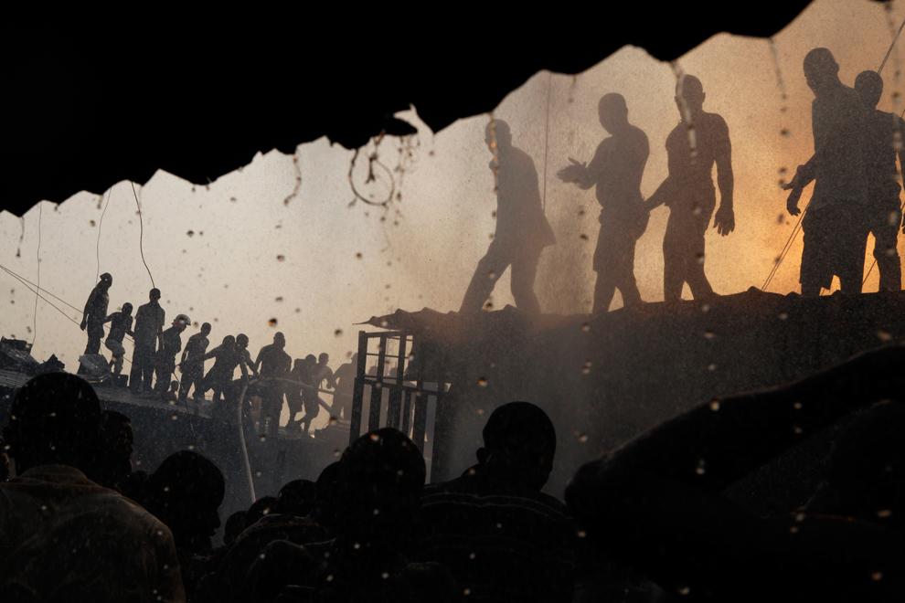 bp481 Жители трущоб в разных странах мира