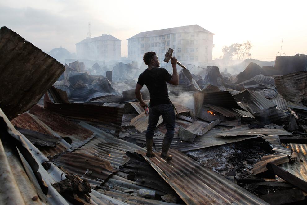 bp50 Жители трущоб в разных странах мира