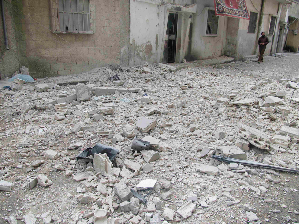 bp52 Война в Сирии