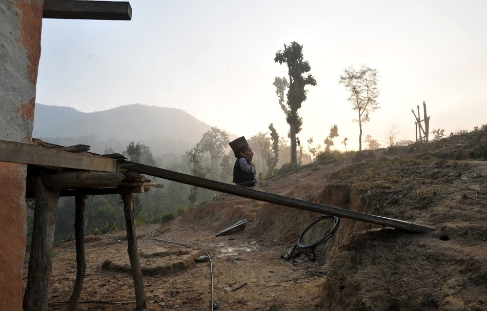 enhancei Самый маленький человек найден в непальской деревне