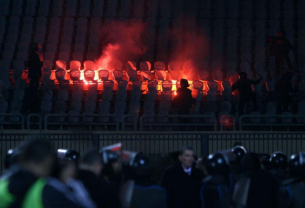 fdc6a9245bf46be7f863adaab7a00813 Футбол в Египте: бойня на стадионе в Порт Саиде