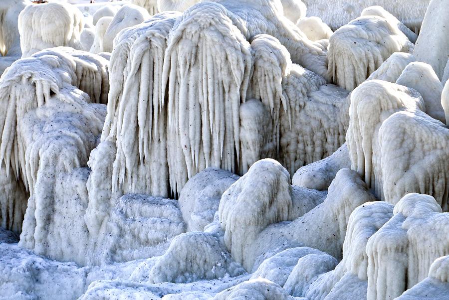 freeze17 Черное море впервые за 30 лет покрылось льдом