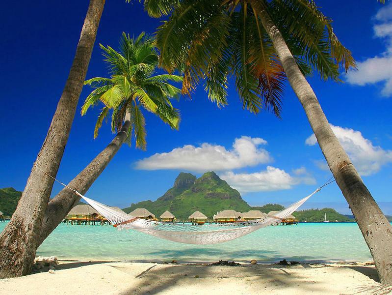 hammock03 25 мест идеальных для того, чтобы полежать в гамаке