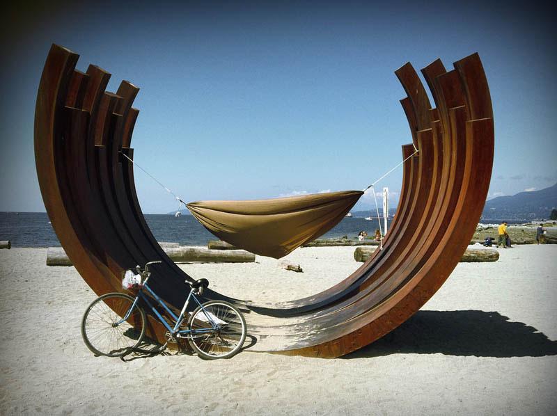 hammock06 25 мест идеальных для того, чтобы полежать в гамаке