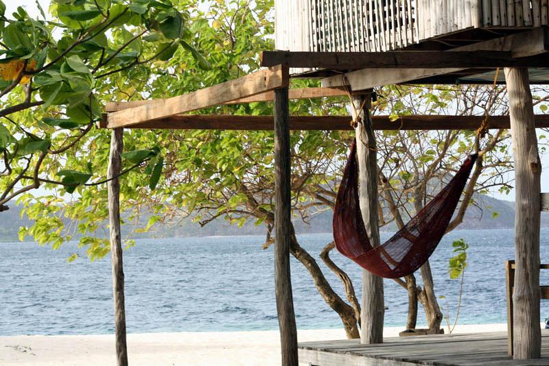 hammock08 25 мест идеальных для того, чтобы полежать в гамаке