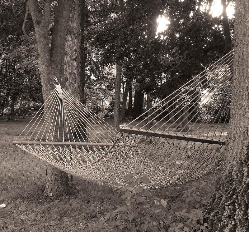 hammock09 25 мест идеальных для того, чтобы полежать в гамаке