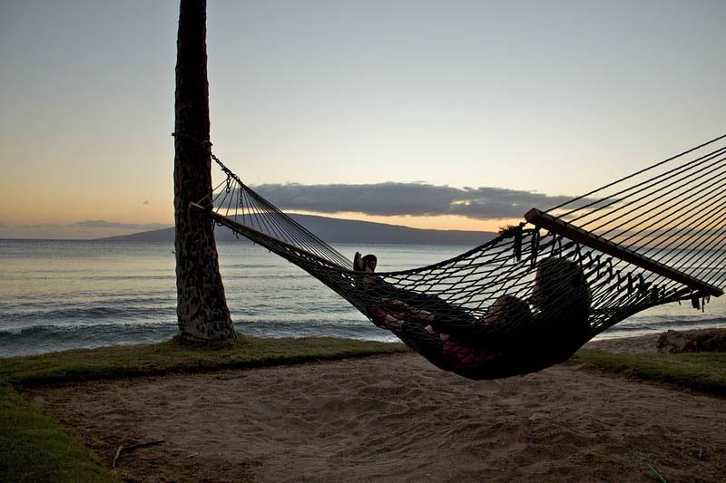 hammock11 25 мест идеальных для того, чтобы полежать в гамаке