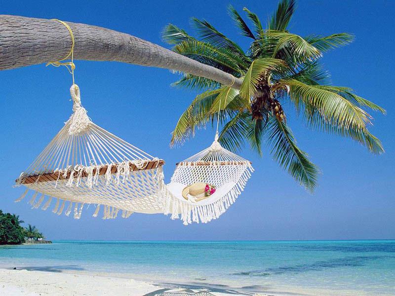 hammock12 25 мест идеальных для того, чтобы полежать в гамаке