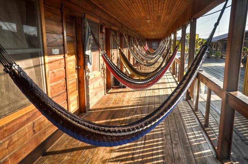 hammock19 25 мест идеальных для того, чтобы полежать в гамаке