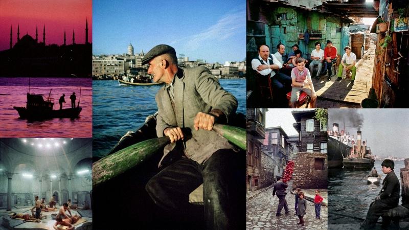 Стамбул в цвете: Фотограф АраГюлер