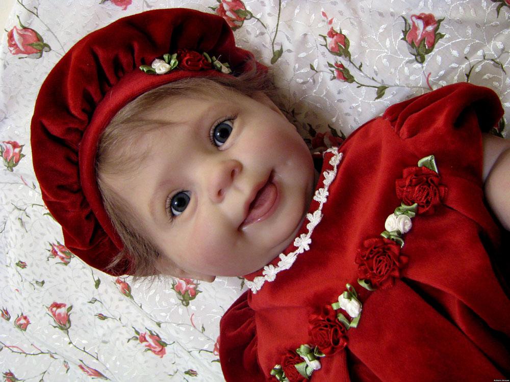 izobrazhenie 041 Почти живые: удивительно реалистичные куклы реборн