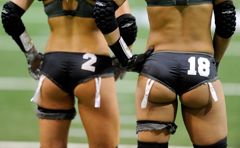 lingerie bowl 06 Американский футбол в нижнем белье: Lingerie Bowl 2012