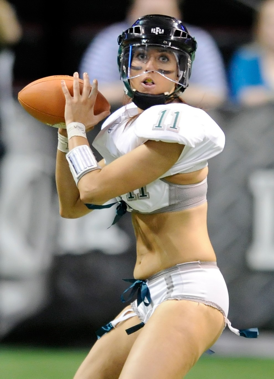 lingerie bowl 07 Американский футбол в нижнем белье: Lingerie Bowl 2012