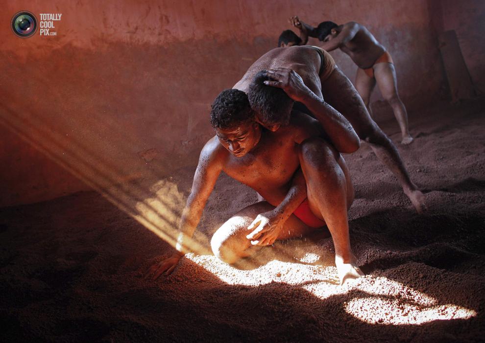 mudwrestling 007 Кушти   древнее индийское искусство борьбы