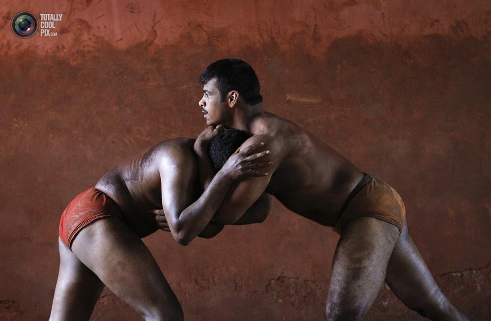 mudwrestling 012 Кушти   древнее индийское искусство борьбы
