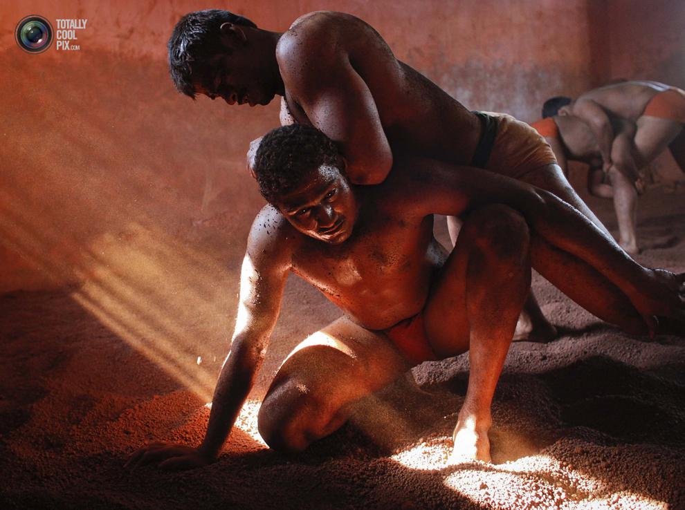 mudwrestling 013 Кушти   древнее индийское искусство борьбы