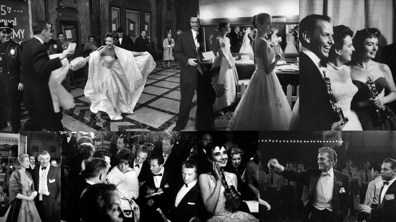 oscar Раритетные фото награждения Оскара