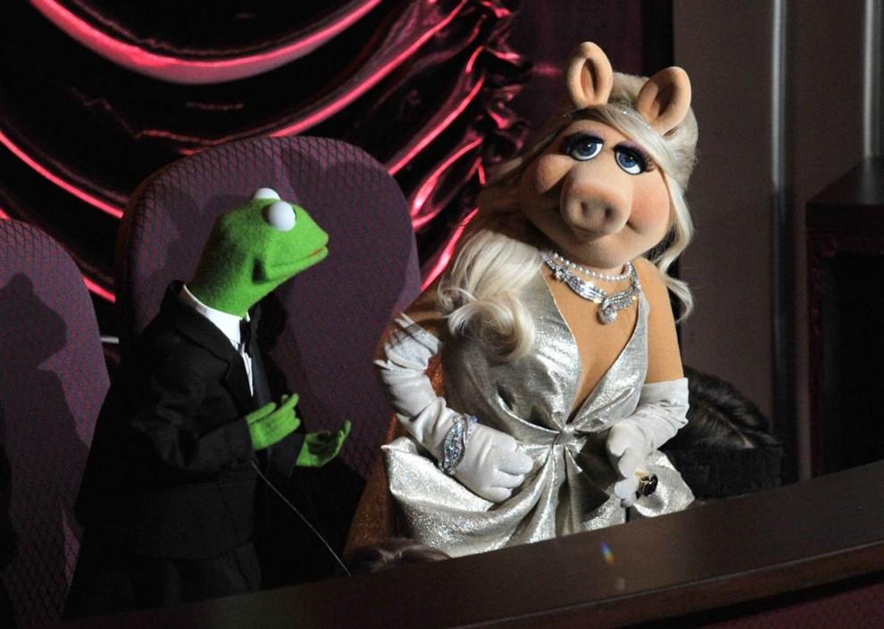 oscar201205 990x705 Церемония вручения премии американской киноакадемии Оскар 2012