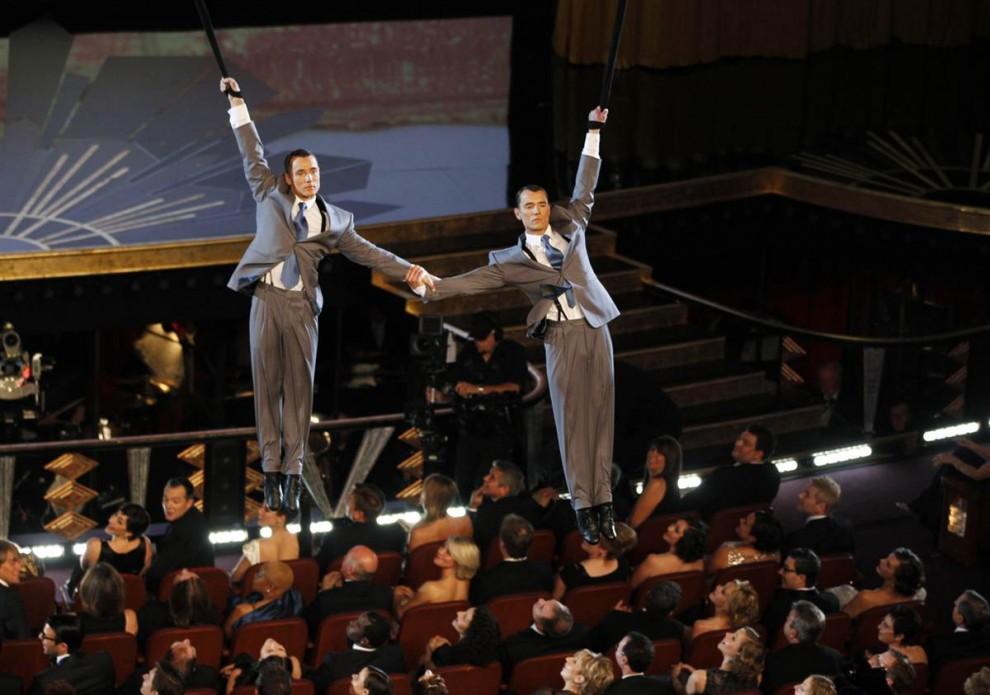 oscar201206 990x695 Церемония вручения премии американской киноакадемии Оскар 2012