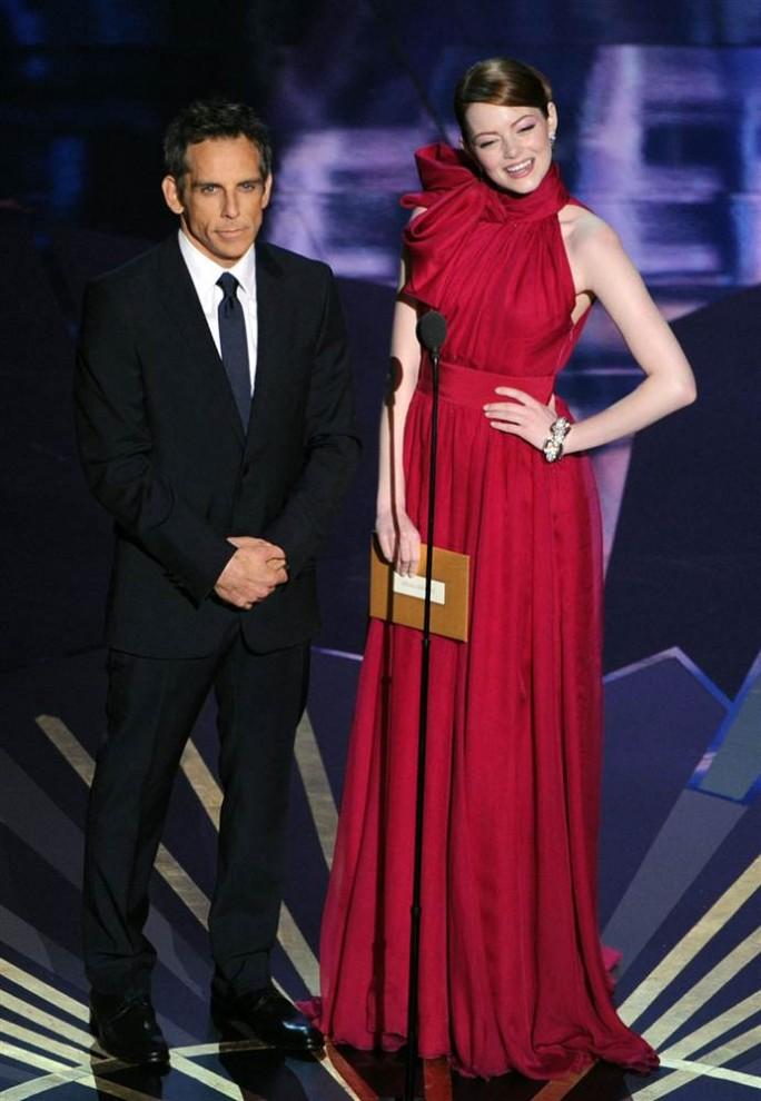oscar201207 684x990 Церемония вручения премии американской киноакадемии Оскар 2012