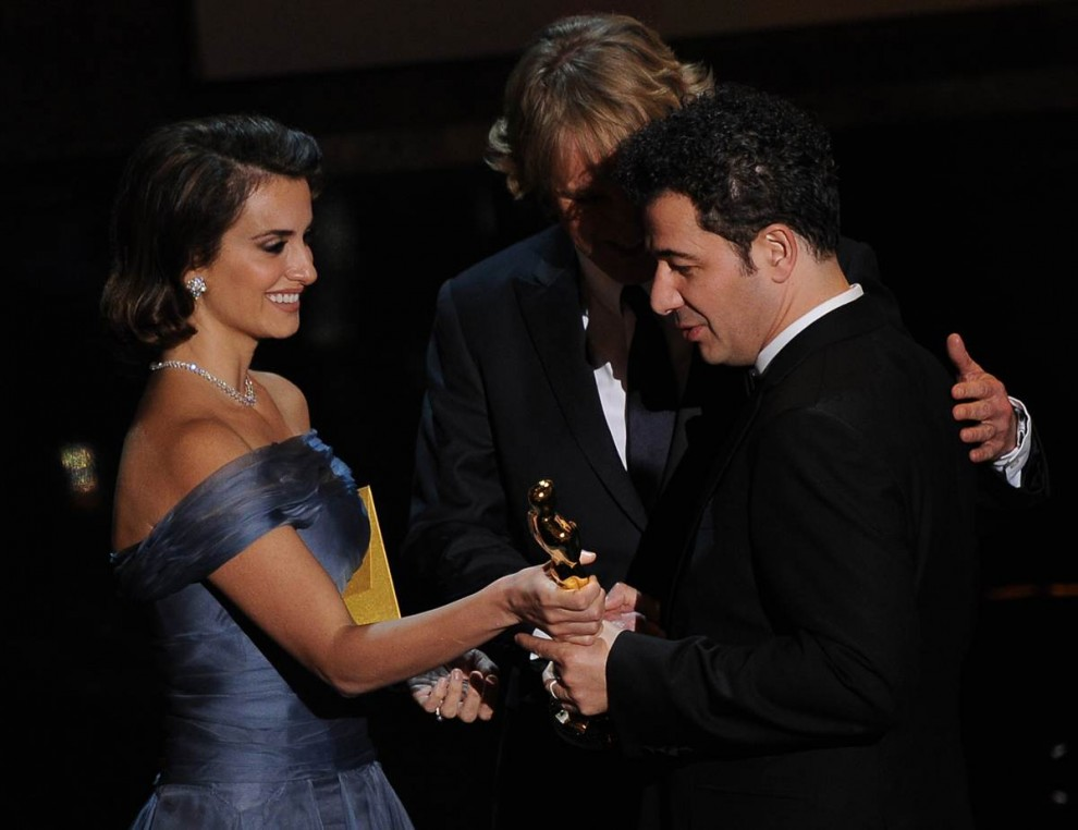 oscar201212 990x762 Церемония вручения премии американской киноакадемии Оскар 2012
