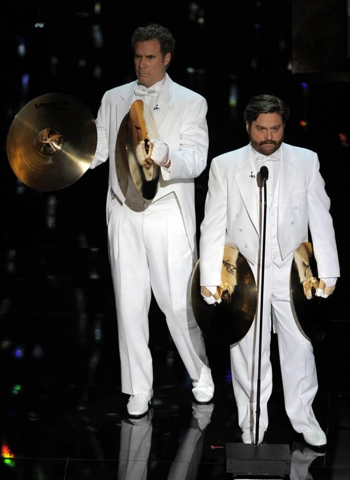 oscar201213 722x990 Церемония вручения премии американской киноакадемии Оскар 2012