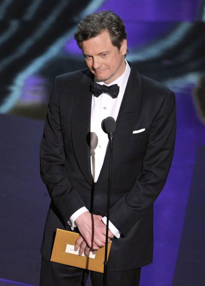 oscar201217 710x990 Церемония вручения премии американской киноакадемии Оскар 2012