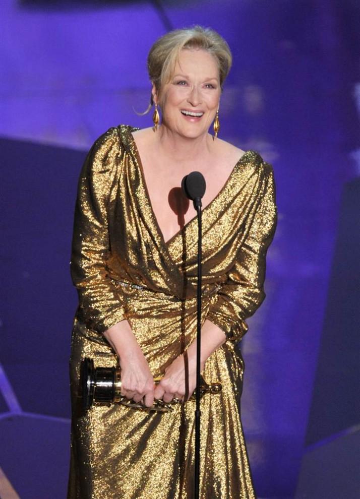 oscar201218 714x990 Церемония вручения премии американской киноакадемии Оскар 2012