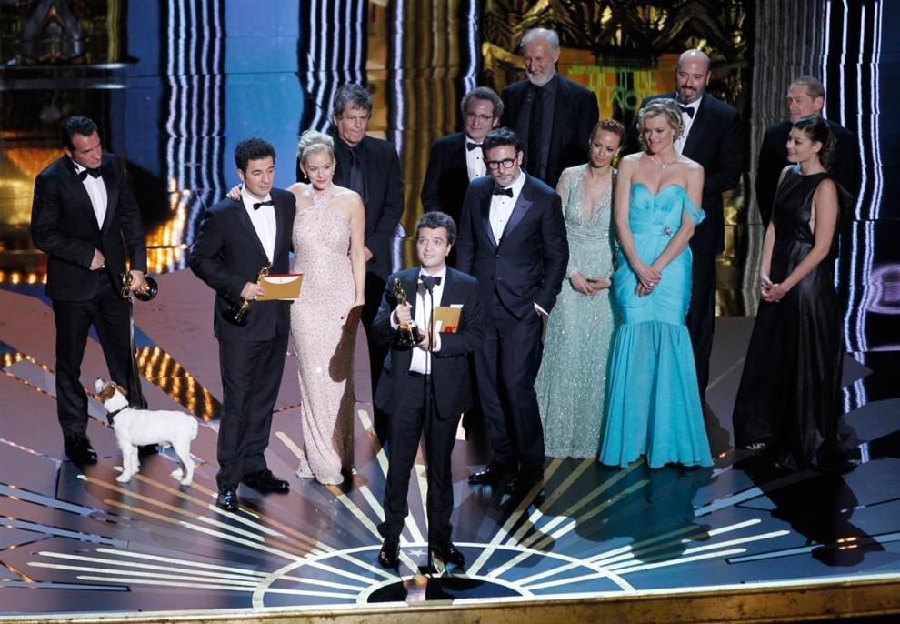 oscar201220 990x686 Церемония вручения премии американской киноакадемии Оскар 2012
