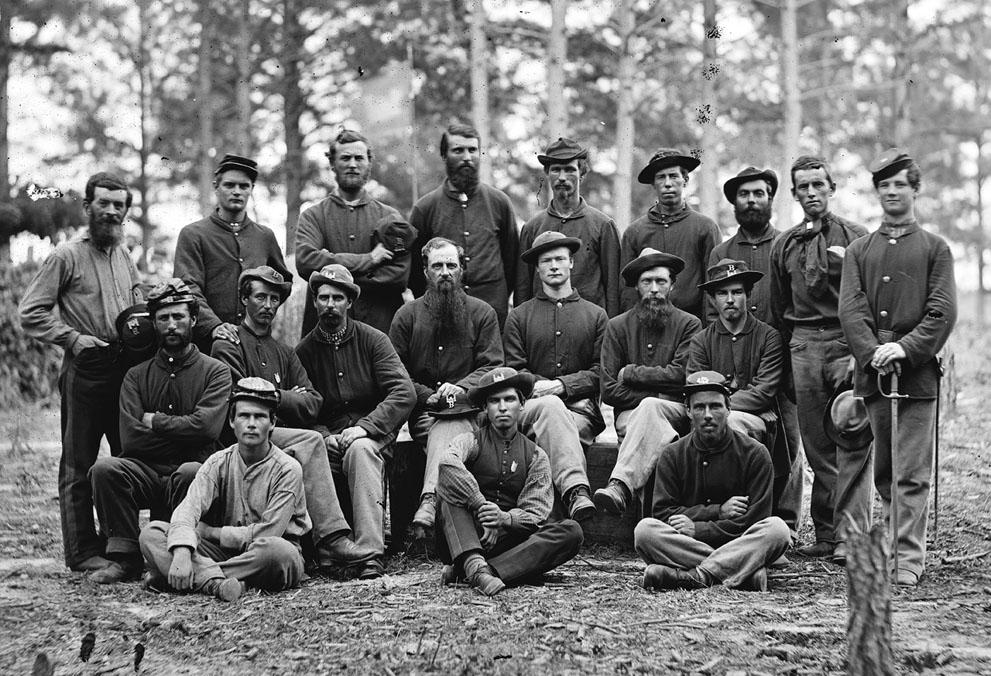 Гражданская война в сша – люди часть 2